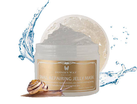Snail Repairing Jelly Mask