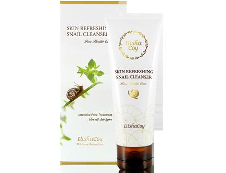 Skin Refreshing Snail Pore Cleanser