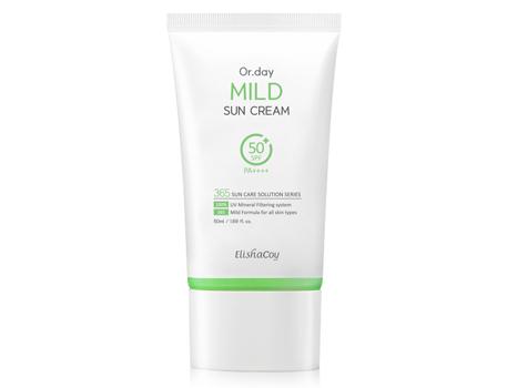 Or.day Mild Sun Cream