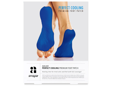 Perfect Cooling Premium Foot Patch