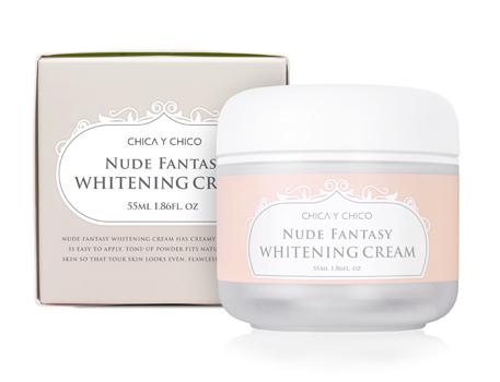 Nude Fantasy Whitening Cream