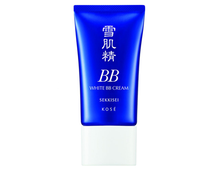 Kose White BB Cream 30g BRIGHT BEIGE 01