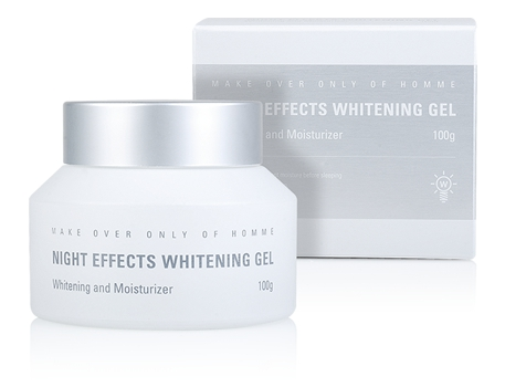 Night Effect Whitening Gel